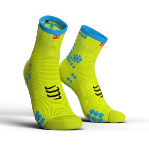 Compressport Pro Racing V3.0 - High Cut Running Socks